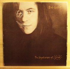 BOB GELDOF - The Vegetarians of Love - mint minus minus - Vinyl LP - OIS - Rare