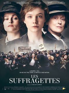 Las Sufragistas con Carey Mulligan, Helena Bonham-Carter y Meryl Streep. Anne Marie Duff, Film Movie, Series Movies, Tv Series, Helena Bonham Carter, Meryl Streep, Movies Showing, Movies And Tv Shows, Les Suffragettes