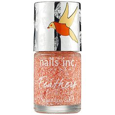 Spring Forward! Top nail polish picks for the season. nails inc Feathers Effect Nail Polish in York  #Sephora #nailspotting #spring