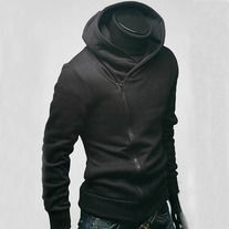 The item is a casual hoodie for men. The cotton material is very soft and comfortable. And the design is very fashion. It absolutely can show your personal charm. A perfect option for you, act now.  * With high quality and popularity * Extremely fashion, and eye-catching * Soft and comfortabl...