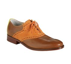 Cole Haan Air Colton Saddle Oxford - www.colehaan.com