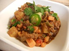 Johnsonville Chili 029 aloha chili..yep..secret ingedient sweet and spice