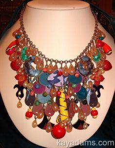 Kay Adams #necklace
