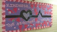 hearts bulletin board ideas - Google Search