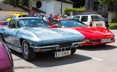 28.05.2016 - Zwischenstop Corvettes in der Sonnenstadt - Lienz http://ift.tt/1qRpmRZ #brunnerimages