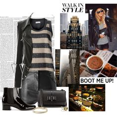 """""""Street Style"""" by nikol128 on Polyvore"""