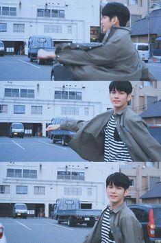Ong Seung Woo, Guan Lin, Lee Daehwi, Kim Jaehwan, Produce 101, Seong, Boyfriend Material, Handsome Boys, Jinyoung
