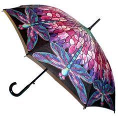 Amazon.com: Tiffany Dragonfly Umbrella