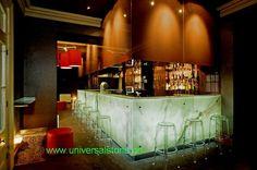Green Onyx  Bar Back Lit