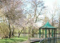 Hammonds pond. Carlisle Cumbria, Carlisle, Great Britain, Pond, Gazebo, England, Outdoor Structures, Places, Water Pond