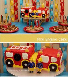 Fireman Sam party ideas