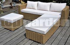 Outdoor Sectional, Sectional Sofa, Outdoor Furniture, Outdoor Decor, Ottoman, Home Decor, Modular Couch, Decoration Home, Room Decor