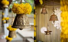 We blame it on the movie Two states and the beautiful , rustic temple wedding at the end, but all natural weddings with an earthy, rustic charm are super trending currently. Think minimal mandaps with banana leaves or genda flowers, invitations tied up with jute , a south Indian feel to the entire