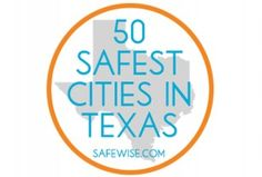 6 Central Texas Cities Make the Safest List. Is your hometown on this list?  http://www.safewise.com/blog/safewise-50-safest-cities-texas/