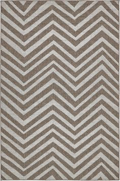 Dark Gray 6' 6 x 9' 10 Outdoor Rug | Area Rugs | eSaleRugs