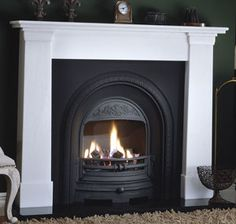 Victorian Fireplace Company, London UK - Victorian Marble Fire Surround Mantel