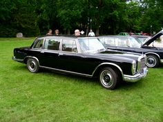 Mercedes-Benz W100 600 -2- | by Zappadong