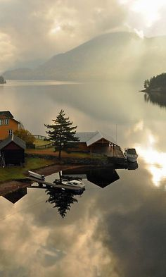 A #peaceful for #holiday #Telemark, #Norway  http://en.directrooms.com/hotels/subregion/2-39-6994/