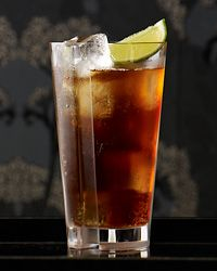Mad Men Cocktails - Cuba Libre - The best kind of cola to use in this drink is Mexican Coca-Cola (available at amazon.com) or another brand made with cane sugar. Sugar-based colas have a crisper, cleaner flavor than the more readily available ones made with high-fructose corn syrup. (Food & Wine)