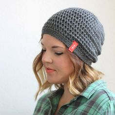 This simple pattern is perfect for beginning crocheters and great for gift giving!