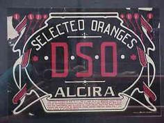 Naranjas D.S.H.  Alzira