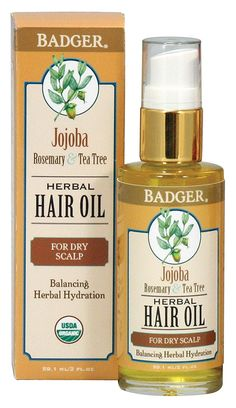 Badger hair oil jojoba ** This is an Amazon Affiliate link. For more information, visit image link.