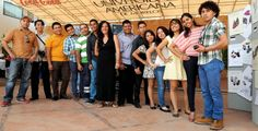 Los grupos de segundo y quinto de Diseño Gráfico del Sistema sabatino de la Universidad Americana de Morelos (UAM), presentaron este sábado 17 una exposición con el objetivo de mostrar los conocimientos aprendidos durante el último módulo, bajo la coordinación de su profesora titular María Leticia Gamboa Vizcaíno.