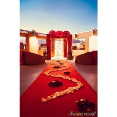 A Chinese and American Wedding Styled Shoot combining of cultures... ❤ liked on Polyvore featuring backgrounds and other