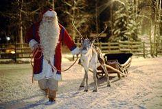 Visit Santa in Lapland & pretend I still believe.  http://lapland.nordicvisitor.com/?rf=g41-63&gclid=CMvu2cn4260CFY1spAodtEPwwA