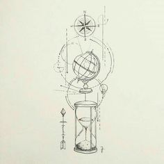 This simple hourglass – Tattoo Drawings Hourglass Drawing, Hourglass Tattoo, Nature Tattoos, Body Art Tattoos, Tatoos, Tattoo Sketches, Tattoo Drawings, Drawing Sketches, Globus Tattoos