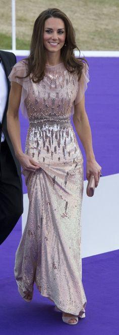 Kate Middletons Style Evolution