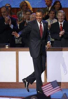 Mr. President Barack Obama