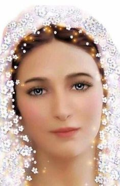 Mother Mary Images, Images Of Mary, Holly Pictures, Jesus Pictures, Blessed Mother Mary, Blessed Virgin Mary, Religious Images, Religious Icons, Beautiful Scenery Pictures