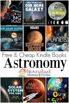 FREE and Cheap Kindle Books Astronomy