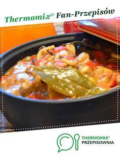 Gulasz z pieczarkami jest to przepis stworzony przez użytkownika aglogo30. Ten przepis na Thermomix<sup>®</sup> znajdziesz w kategorii Dania główne z mięsa na www.przepisownia.pl, społeczności Thermomix<sup>®</sup>. Chili, Food And Drink, Cooking, Polish Food Recipes, Kitchen, Chile, Chilis, Brewing, Cuisine