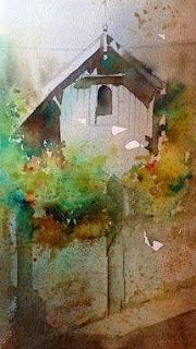 jane minter's sketchbook: dove cote