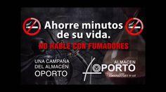 No Fume, Campaña Disuasiva a Fumador Activo