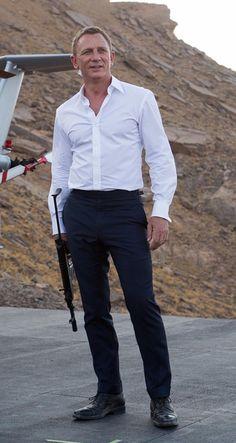 I ❤️ Daniel Craig! — markiel007: ❤️