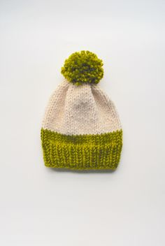 There's nothing like a great knit pom pom hat to keep you going through winter.