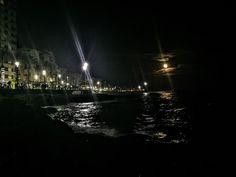 Ryökale mikä ilta!!! Lämmintä kuin sukassa ja kuu nousi kommeesti.