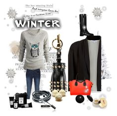 HOO! Goes There? by desireebaughman on Polyvore featuring polyvore, fashion, style, Burberry, Alejandro Ingelmo, Givenchy, Yves Saint Laurent, Bobbi Brown Cosmetics, Acqua di Parma, Bela and clothing