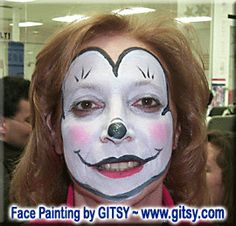 Mouse Face Painting | Adults aren't mousy about getting painted by Gitsy Mouse Make Up, Balloon Face, Balloons, Halloween Face Makeup, Fun, Painting, Fictional Characters, Fin Fun, Globes