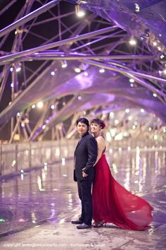 Pre - Wedding in Singapore by Wellington Kuswanto - Page 7