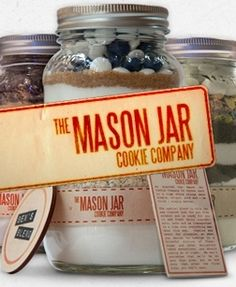Check out this deal from TownWild.com - $10 for Delicious Customized Cookie Mixes (Reg $20) at The Mason Jar Cookie Company