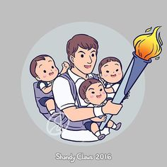 One of the most memorable moments : Torch relay for Asian Games