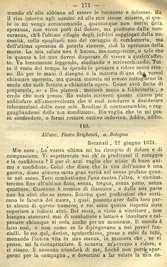 GIACOMO LEOPARDI - EPISTOLARIO