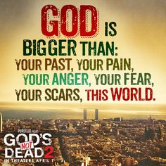 God's Not Dead 2 Review & giveaway
