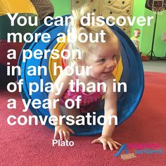 How much do you learn about your child during an hour of play? #playmatters #kidsneedplay