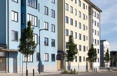 I ett samarbete med Lloyd's är nu Saint-Gobain Byggprodukter AB, Weber först ut med ett 10-årigt funktionsansvar för putsade fasadsystem. Funktionsansvaret... Saints, Multi Story Building