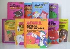 Sweet Pickles books!